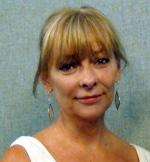 Voice actor Amy Hartman