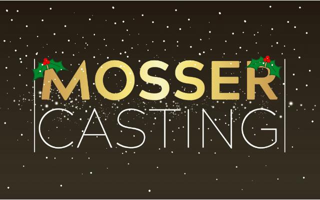 Mosser Casting Holiday Logo